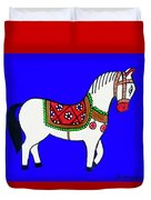 Toy Wooden Horse 1 Duvet Cover