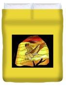Tr13 Sandia Tram Duvet Cover