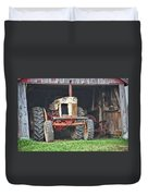 Tractor Duvet Cover