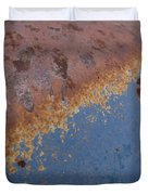 Tractor Decomposition Duvet Cover