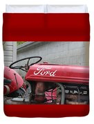 Tractor, Ford  Duvet Cover