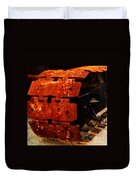 Tractor Track Duvet Cover