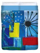 Trade Winds Duvet Cover