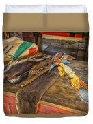 Trading Post Items Hermann Farm_dsc2657_16 Duvet Cover