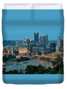 Traditional Panoramic Duvet Cover