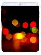 Traffic Lights Number 8 Duvet Cover