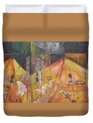 Tragedy Of Loneliness Duvet Cover