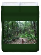 Trail Angel Duvet Cover