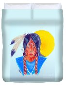 Trail Of Tears Duvet Cover