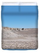 Trail Of The Acients  Duvet Cover