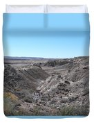 Trail Of The Acients-one Duvet Cover