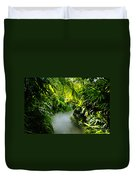 Trail To Adventure Duvet Cover