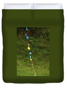 Trail To The Sand Duvet Cover