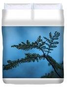 Trailside Foliage Duvet Cover