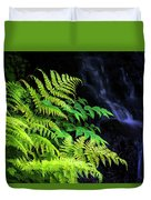 Trailside Plants Duvet Cover