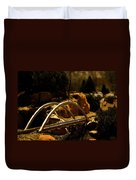 Train Trestle Duvet Cover