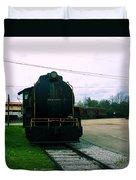 Trains 3 7 Duvet Cover
