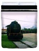 Trains 3 7a Duvet Cover