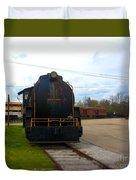 Trains 3 Selfoc Duvet Cover