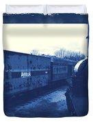 Trains 7 3a Duvet Cover