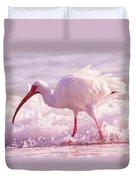 Tranquil Beauty Cortez Beach Duvet Cover