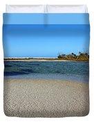 Tranquil Blue Duvet Cover