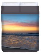 Tranquil Brilliance  Duvet Cover
