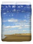 Tranquil Seashore Duvet Cover