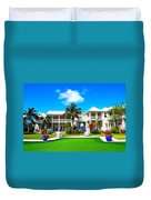 Tranquility Bay West View Duvet Cover