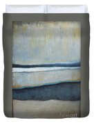 Tranquility Of The Dusk Duvet Cover