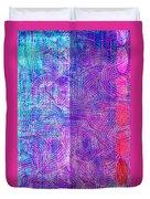 Transchromigration #1 Duvet Cover
