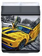 Transformers Bumble Bee 2 Duvet Cover