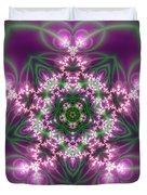 Transition Flower 5 Beats Duvet Cover