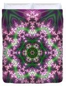 Transition Flower 6 Beats 4 Duvet Cover