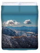Transito Duvet Cover