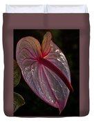 Translucent Beauty Duvet Cover