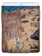 Treasury Mosaic Duvet Cover