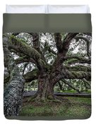 Treaty Oak 12 14 2015 027 Duvet Cover