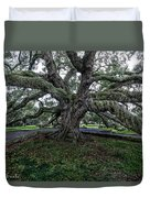 Treaty Oak 12 14 2015 028 Duvet Cover