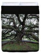 Treaty Oak 12 14 2015 029 Duvet Cover
