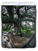 Treaty Oak 12-14-2015 056 Duvet Cover