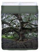 Treaty Oak 12-14-2015 069 Duvet Cover