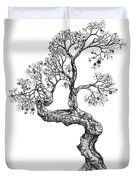 Tree 14 Duvet Cover