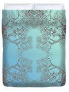 Tree 20 Hybrid 3 Duvet Cover