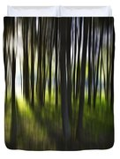 Tree Abstract Duvet Cover