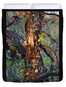 Tree And Vine Duvet Cover