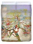 Tree Art 54tr Duvet Cover
