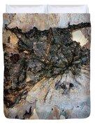 Tree Barks Pattern #13 Duvet Cover