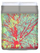 Tree Branches 8 Duvet Cover