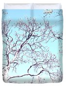 Tree Branches Reaching For Heaven 2 Duvet Cover